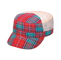 Main - 9039-Fashion Plaid Army Cap
