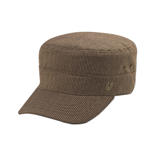 9055-Infinity Selections Pinstripe Fidel Cap