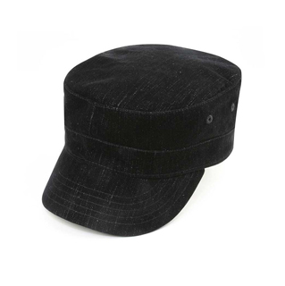 9056-Infinity Selections Special Polyester Denim Fidel Cap