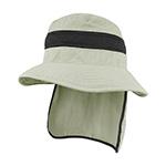 Juniper UV Bucket Hat w/ Flap