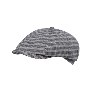 2141A-Fashion Linen Ivy Cap