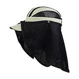 Juniper Taslon UV Cap w/ Removable Mesh Flap