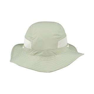 J7215-Juniper Taslon UV Bucket Hat w/ Roll-Up Flap