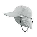 Outdoor Taslon UV Cap w/ String & Clip