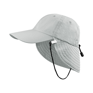 J7221-Outdoor Taslon UV Cap w/ String & Clip