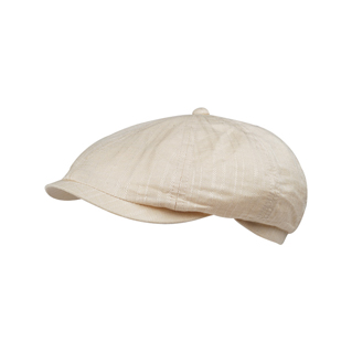 2141B-Fashion Linen Ivy Cap
