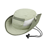 Juniper Taslon UV Bucket Hat w/ Zipper Pocket