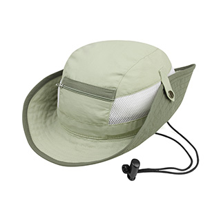 41072de713c2e2 Wholesale Juniper Taslon UV Bucket Hat w/ Zipper Pocket - Outdoor / Casual Bucket  Hats - Bucket Hats - Mega Cap Inc
