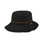 Juniper Taslon UV Bucket Hat w/ Adjustable Draw String
