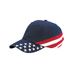 Low Profile (Uns) Cotton Twill Cap