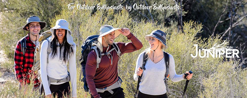 JUNIPER Outdoor Hats